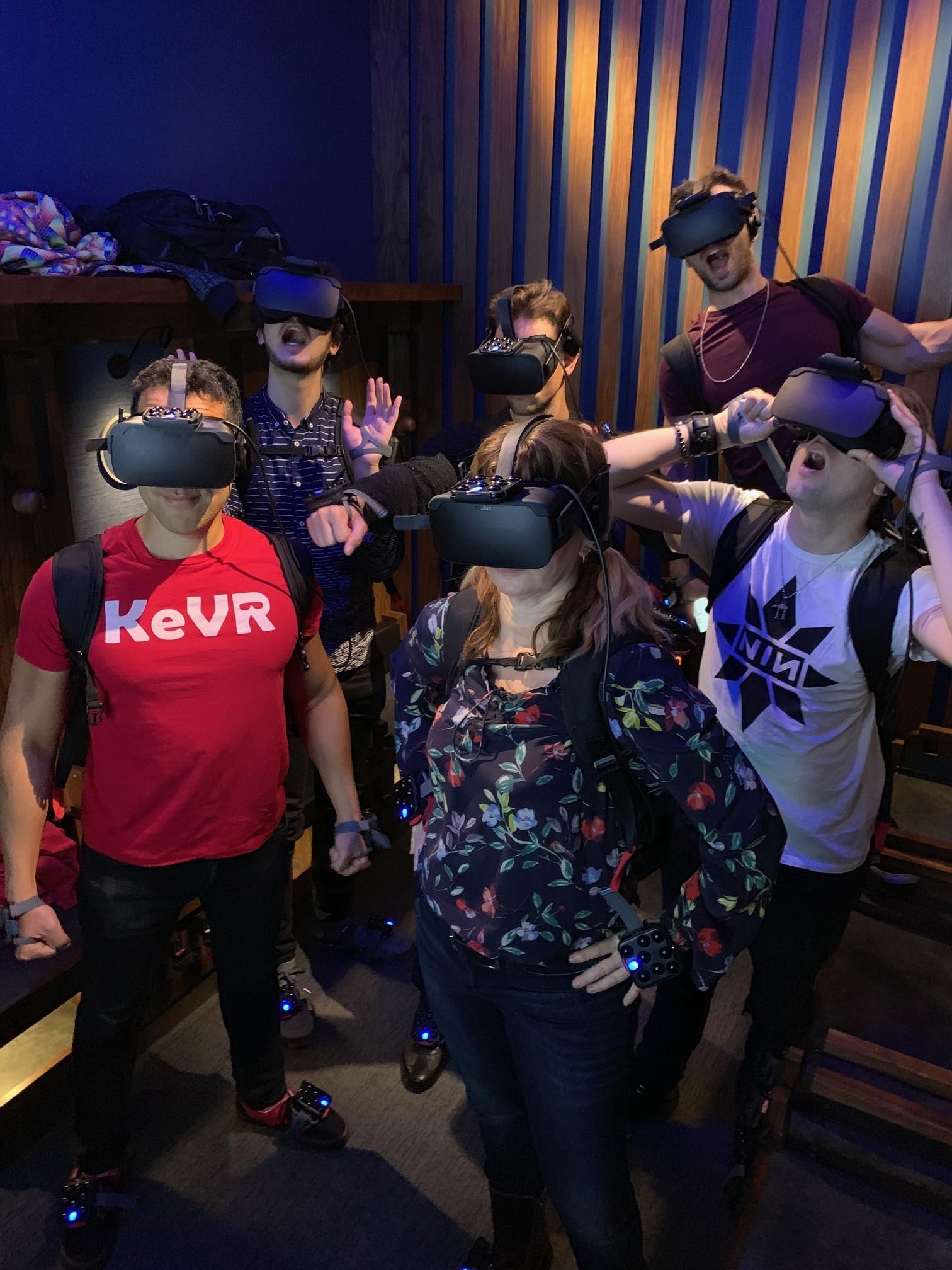 VR – Bionic Buzz