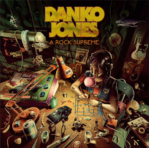Danko Jones New Album & Tour With Volbeat – Bionic Buzz